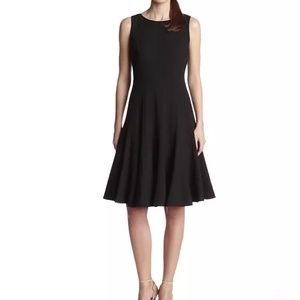 Calvin Klein sleeveless dress black 14